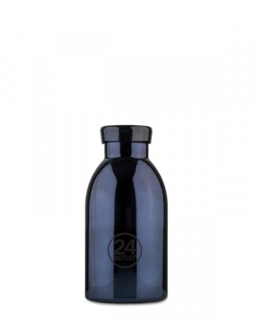 24Bottles Clima 0,33 L - Black Radiance