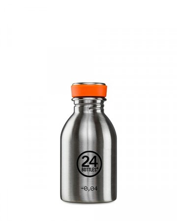 24Bottles Urban 0,25 L - Steel