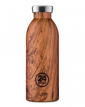 24Bottles Clima 0,5 L - Sequoia Wood