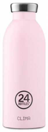 24Bottles Clima 0,5 L - Candy Pink
