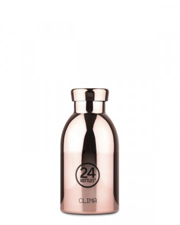 24Bottles Clima 0,33 L - Rose Gold