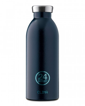 24Bottles Clima 0,85 L - Deep Blue