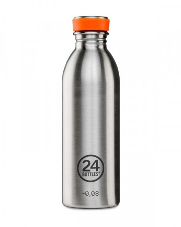 24Bottles Urban 0,5 L - Steel