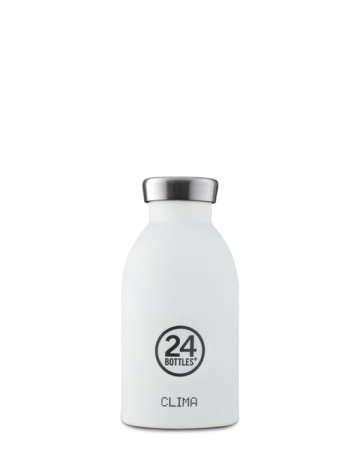 24Bottles Clima 0,33 L - Ice White