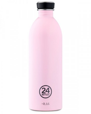 24Bottles Urban 1 L - Candy Pink