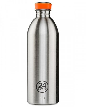 24Bottles Urban 1 L - Steel