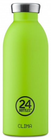 24Bottles Clima 0,5 L - Lime Green