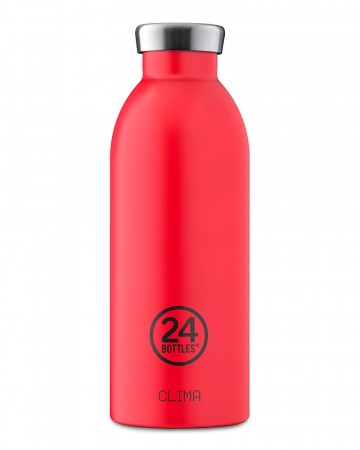 24Bottles Clima 0,5 L - Hot Red