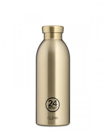 24Bottles Clima 0,5 L - Prosecco Gold
