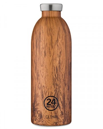 24Bottles Clima 0,85 L - Sequoia Wood